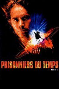 """Affiche du film """"Prisonniers du temps"""""""