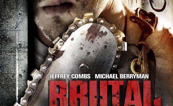 """Affiche du film """"Brutal"""""""