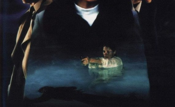 "Affiche du film ""Black Light"""