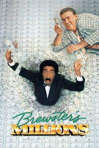 """Affiche du film """"Brewster's Millions"""""""