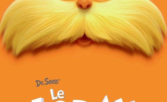 """Affiche du film """"Le Lorax"""""""