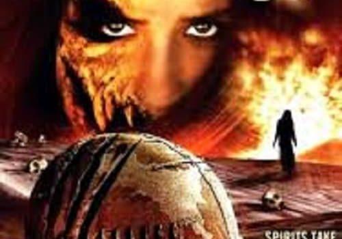 """Affiche du film """"Dunes de sang"""""""