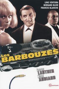 """Affiche du film """"Les Barbouzes"""""""