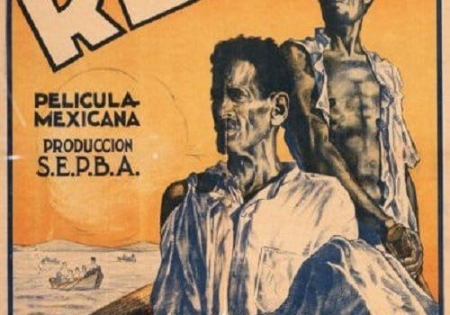 """Affiche du film """"Les Révoltés d'Alvarado"""""""