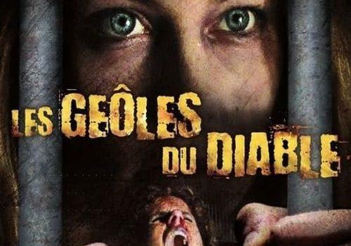 """Affiche du film """"Les Geôles Du Diable"""""""