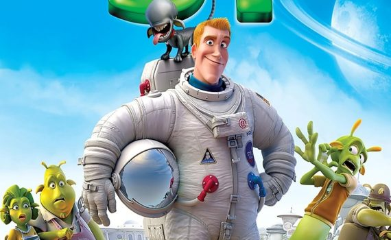 """Affiche du film """"Planète 51"""""""