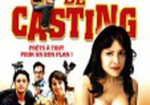 """Affiche du film """"L'Agence De Casting"""""""