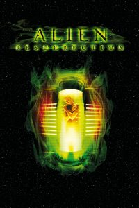"Affiche du film ""Alien Resurrection"""