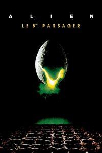 """Affiche du film """"Alien, le huitième passager"""""""