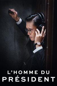 """Affiche du film """"L'Homme du président"""""""