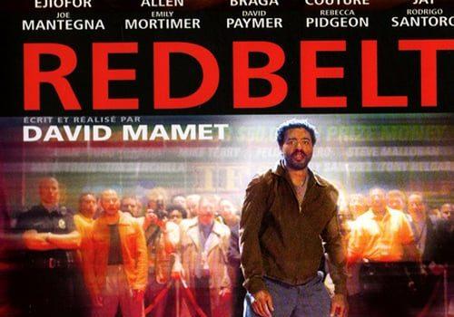 """Affiche du film """"Redbelt"""""""