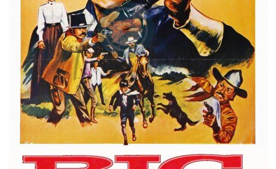 """Affiche du film """"Big Jake"""""""