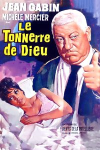 """Affiche du film """"Le tonnerre de Dieu"""""""