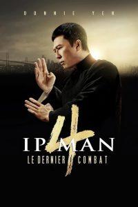 """Affiche du film """"Ip Man 4 : Le Dernier Combat"""""""