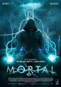 """Affiche du film """"Mortal"""""""