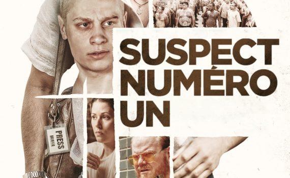 """Affiche du film """"Suspect numéro un"""""""