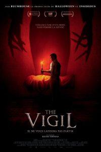 "Affiche du film ""The Vigil"""
