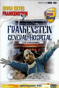 "Affiche du film ""Frankenstein General Hospital"""