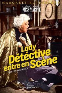 """Affiche du film """"Lady détective entre en scène"""""""