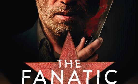 """Affiche du film """"The Fanatic"""""""