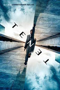 "Affiche du film ""Tenet"""