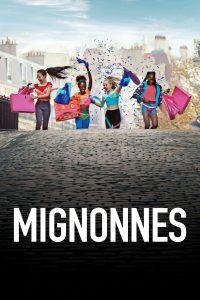 """Affiche du film """"Mignonnes"""""""