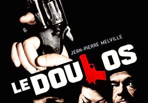 """Affiche du film """"Le Doulos"""""""