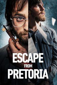 "Affiche du film ""Escape From Pretoria"""