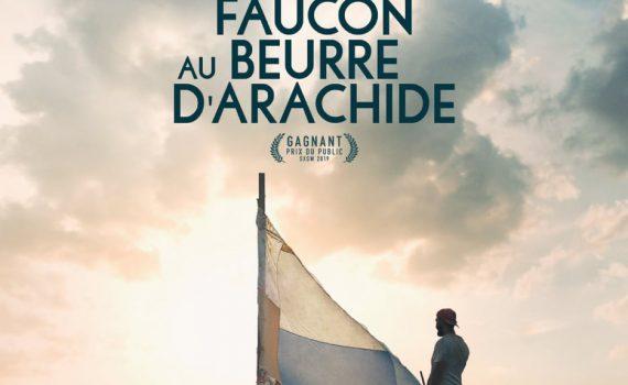 """Affiche du film """"Le cri du faucon"""""""