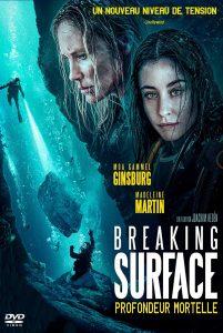 "Affiche du film ""Breaking surface"""