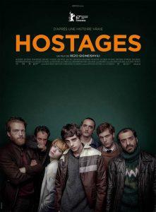 """Affiche du film """"Hostages"""""""