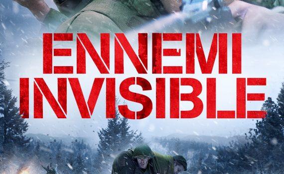 """Affiche du film """"Ennemi invisible"""""""