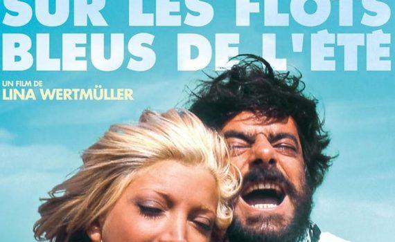 """Affiche du film """"Vers un destin insolite sur les flots bleus de l'été"""""""