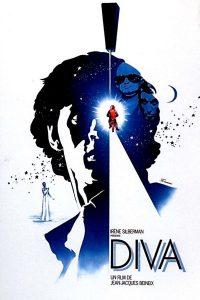 "Affiche du film ""Diva"""