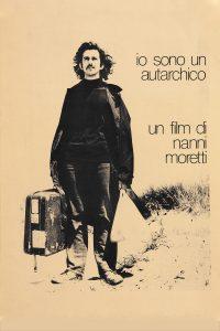 """Affiche du film """"Je suis un autarcique"""""""