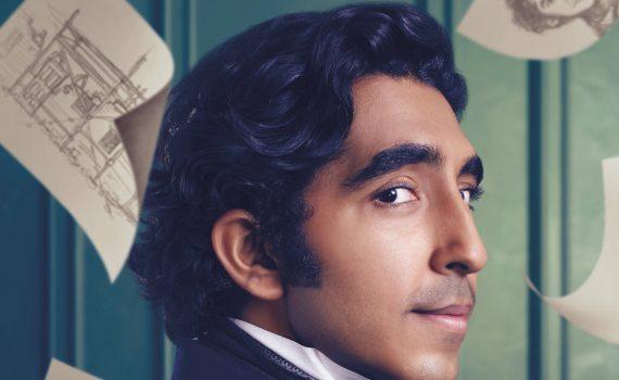 """Affiche du film """"L'histoire personnelle de David Copperfield"""""""