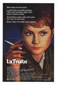 """Affiche du film """"La Truite"""""""