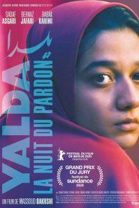 """Affiche du film """"Yalda, la nuit du pardon"""""""