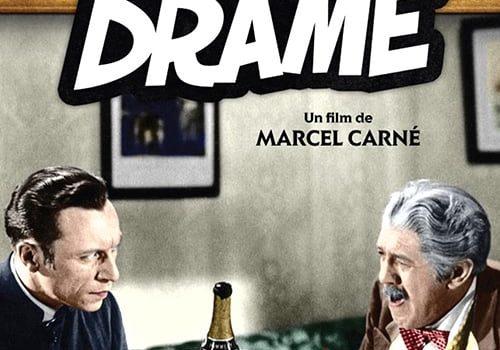 """Affiche du film """"Drôle de Drame"""""""