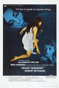 """Affiche du film """"Cérémonie secrète"""""""