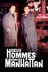 """Affiche du film """"Deux hommes dans Manhattan"""""""