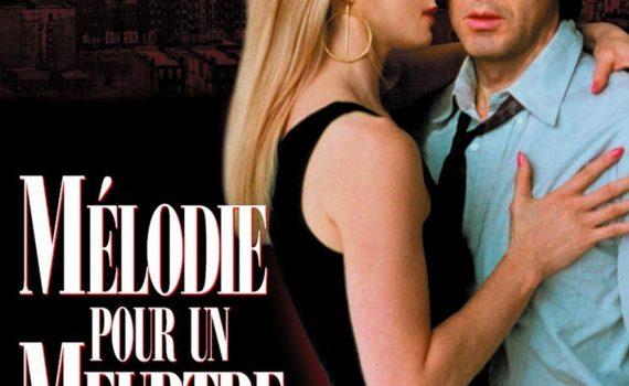 """Affiche du film """"Mélodie pour un meurtre"""""""