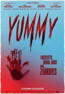 """Affiche du film """"Yummy"""""""