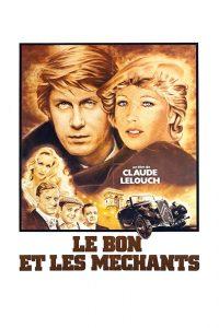 """Affiche du film """"Le Bon et les méchants"""""""