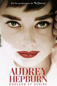 """Affiche du film """"Audrey Hepburn : douleur et gloire"""""""