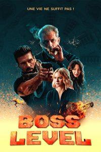 """Affiche du film """"Boss Level"""""""