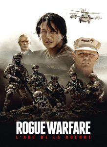 """Affiche du film """"Rogue Warfare : L'art de la guerre"""""""