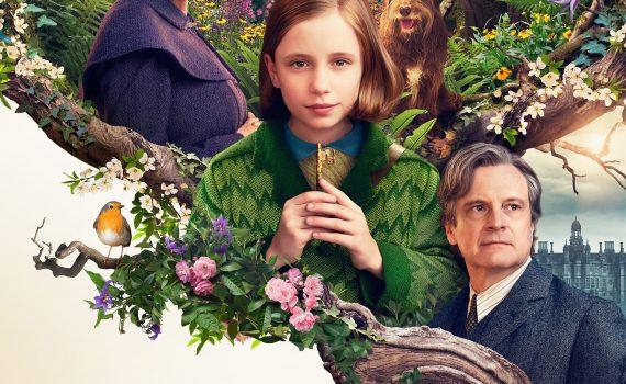 """Affiche du film """"Le Jardin secret"""""""