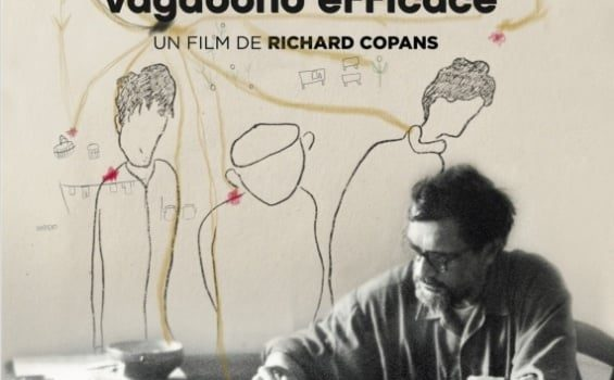 """Affiche du film """"Monsieur Deligny, vagabond efficace"""""""