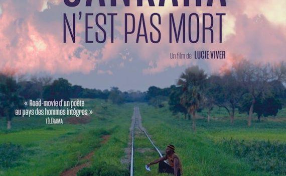 """Affiche du film """"Sankara n'est pas mort"""""""